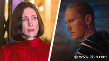 Vera Farmiga and Patrick Wilson Tease 'Hawkeye' and 'Bigger and Better' 'Aquaman 2' (Exclusive) - KTVB.com