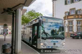 Nahverkehrsplan des Landkreises Esslingen wird fortgeschrieben: Bahnhof soll zur Mobilitätsdrehscheibe werden - esslinger-zeitung.de