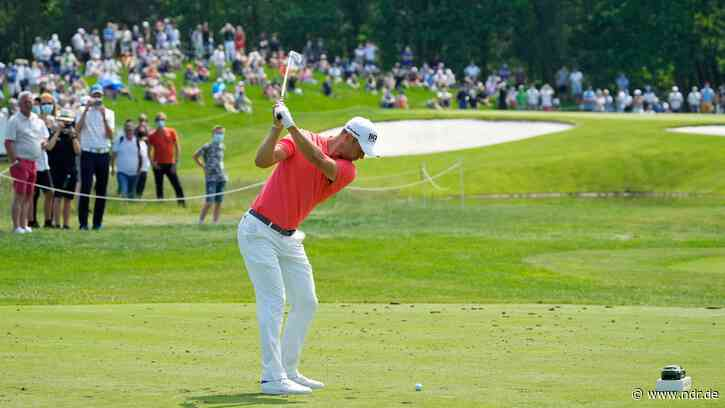 European Open in Winsen: Gewitter stoppt Golfer Kaymer - NDR.de