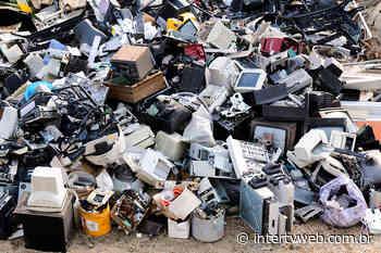 Cravinhos realiza campanha de arrecadação de lixo eletrônico - Intertv Web