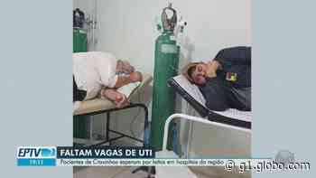 Sem UTIs próprias, Cravinhos, SP, busca vagas para pacientes com Covid na região: 'Está um caos' - G1