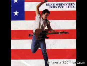 On This Day In 1984 Bruce Springsteen Released 'Born In The USA'   Lone Star 92.5 - KFI AM 640