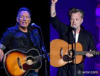 Bruce Springsteen to Appear on New John Mellencamp Album - WROR