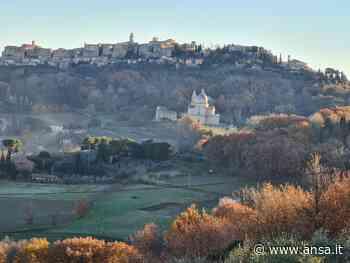 Colline Pienza e Montepulciano 'Paesaggio rurale storico' - Vino - Agenzia ANSA