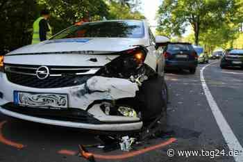 Overath: Führte Handy am Steuer zum Unfall? - TAG24