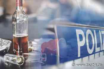 Overath: Schlagring und Drogen - Polizei löst illegale Party auf und wird am Ende selbst zum Opfer - TAG24