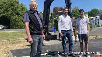 Projekt rollt auf die Zielgerade: Skaterpark in Altenkirchen kurz vor der Vollendung - Rhein-Zeitung
