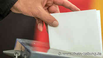 Geplante Zusammenlegung kleinerer Wahlbezirke: Viele Gemeindechefs wollen eigene Wahllokale halten - Rhein-Zeitung