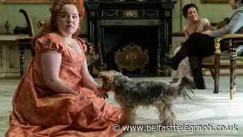 Bridgerton star Nicola Coughlan reveals Drew Barrymore and Sarah Jessica Parker are fans - Belfast Telegraph