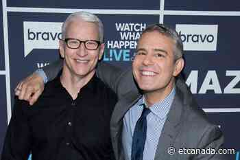 Andy Cohen And Anderson Cooper Celebrate Birthdays Hosted By Sarah Jessica Parker And Matthew Broderick - ETCanada.com