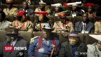 Verbrechen in der Kolonialzeit - Deutsche Zahlung wegen Gräueltaten in Namibia sei zu gering - Schweizer Radio und Fernsehen (SRF)