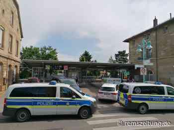 Weinstadt-Endersbach: Leiche am Bahnhof - Polizei geht von Verbrechen aus - Rems-Zeitung