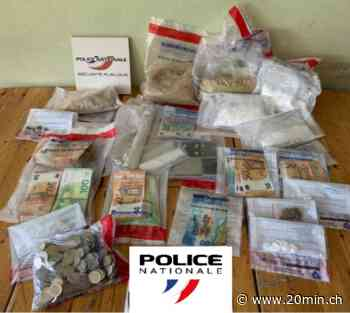 Annemasse (F) - Six trafiquants de drogue interpellés avec l'aide du RAID - 20 Minutes