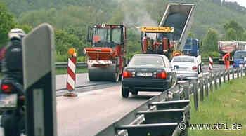 B28 zwischen Kusterdingen und Tübingen gesperrt - RTF.1 Regionalfernsehen - Nachrichten