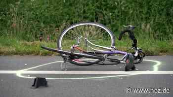 Video: 18-jähriger Radfahrer stirbt nach Unfall auf B65 bei Bad Essen - noz.de - Neue Osnabrücker Zeitung