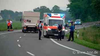 Tödlicher Unfall auf B 65: Radfahrer aus Bad Essen gestorben - NOZ
