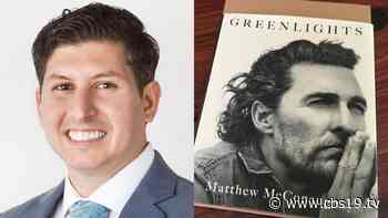 Longview Book Club to virtually host Matthew McConaughey to discuss 'Greenlights' - CBS19.tv KYTX