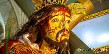 El retorno del Señor de Pampacucho a su (hogar) santuario - Aleteia ES