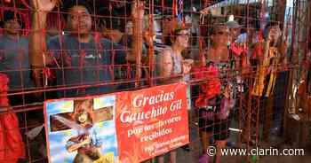 A un capo narco le decomisaron un hotel en el santuario del Gauchito Gil más grande del país - Clarín