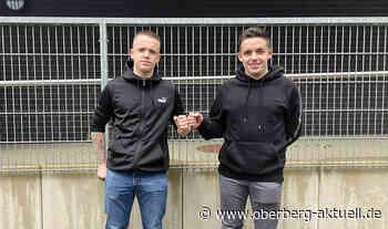 Home sport fussball Brüderpaar wechselt zum FV Wiehl - Oberberg Aktuell