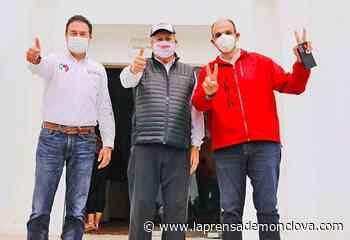 Chema, Jericó y Jaime, todos juntos por Saltillo - La Prensa De Monclova