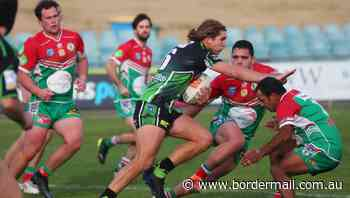 Albury Thunder eyes a top five spot after toppling Wagga Brothers 30-12 - The Border Mail