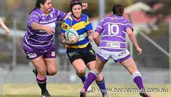 Albury-Wodonga Steamers women beat Leeton while the men draw away to Griffith - The Border Mail