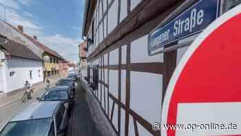 Langener Straße in Egelsbach: Einbahnregelung wird nicht für Radfahrer aufgehoben - op-online.de