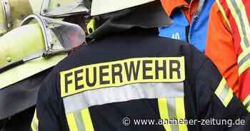 Am Eschweiler Hauptbahnhof: Unbekannter zündet parkende Autos an - Aachener Zeitung