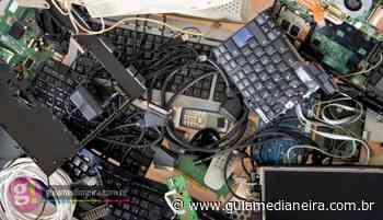 Medianeira: Nos dias 7 e 8 de junho acontece a campanha de coleta de lixo eletrônico - Guia Medianeira