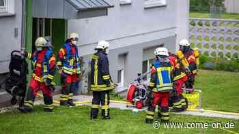 Sirenenalarm in Kierspe: Kinder sollen starke Rauchentwicklung verursacht haben - come-on.de