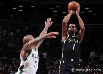 Nets vs. Bucks Game 1: Kevin Durant, Kyrie Irving, and Steve Nash Top Quotes
