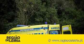 Atropelamento provoca um ferido grave em Pombal – Região de Leiria - Região de Leiria