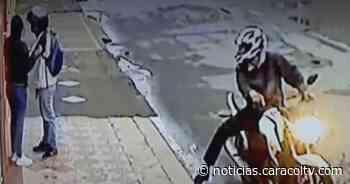 Ladrón asaltó y abusó sexualmente a una mujer en Soacha con la ayuda de un cómplice - Noticias Caracol