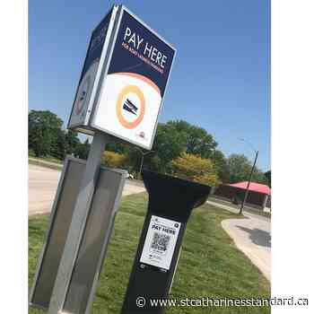 Port Colborne debuts contactless parking at marina - StCatharinesStandard.ca