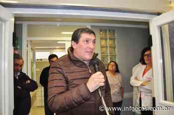 El Centro de Esterilización del Hospital de Trenque Lauquen lleva el nombre de Raúl Horacio Faillá - InfoEcos