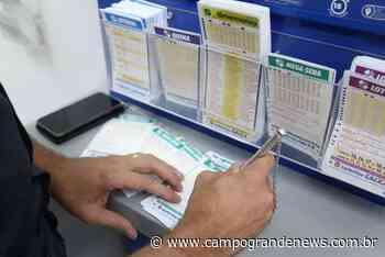 Aposta feita no Nova Lima fatura R$ 67 mil na quina da Mega-Sena - Campo Grande News