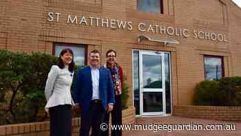 MP Dugald Saunders announces almost $1.7 million dollars in funding for St Matthew's - Mudgeee Guardian