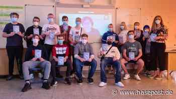 """""""Start in die Ausbildung"""" als Hybridformat: MaßArbeit-Workshop bereitet Lindenschüler in Melle-Buer auf Einstieg in den Beruf vor   hasepost.de - HASEPOST"""