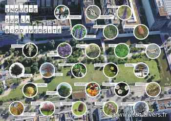 Enquête sur la biodiversité Parc de Billancourt samedi 5 juin 2021 - Unidivers