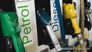 Petrol, diesel rates hiked again, petrol selling at over Rs 100 in THESE states