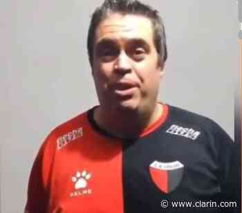 Video: reapareció el hincha de Colón que lloró en la final de la Sudamericana - Clarín.com