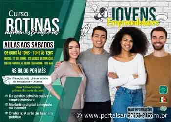 Curso de Rotinas Administrativas chega a Itaituba - Portal Santarém