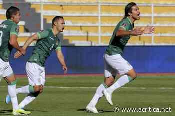 Com 2 gols de Marcelo Moreno, Bolívia bate Venenuela por 3 a 1 nas Eliminatórias - Jornal A Crítica