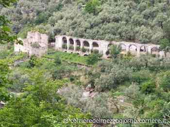 Gragnano, un acquedotto romano e «potrebbe essercene anche un altro» - Corriere del Mezzogiorno