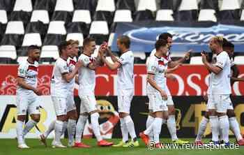 RWE setzt - wie gegen Lotte - auf volle Offensive im Saisonfinale - RevierSport