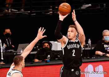 Nets Notes: Blake Griffin Posts Double-Double