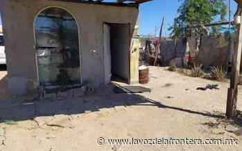 Acribillan hombre en vivienda en San Felipe - La Voz de la Frontera