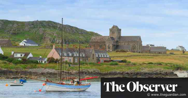 Scotland's 'cradle of Christianity' on Iona is saved by small mercies