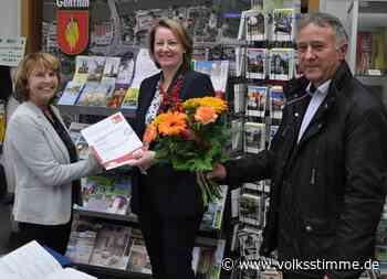 Stadtgeschehen Stadt Genthin wird durch Alexandra Adel im Tourismusverein vertreten - Volksstimme